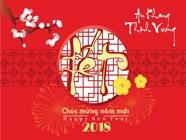 Thông báo nghỉ tết nguyên đán 2018 đến quý khách hàng