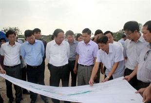 Dự án Đường bao Đông Nam quận Hải An