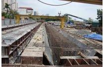 Dự án xây dựng công trình cầu Xuân Phương