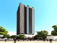 Dự án tổ hợp trung tâm thương mại trưng bày sản phẩm, văn phòng cho thuê và căn hộ ở