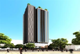 Dự án: Tổ hợp trung tâm thương mại trưng bày sản phẩm, văn phòng cho thuê và căn hộ ở.