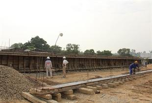 DA Xây dựng tuyến đường Trường Sơn Đông