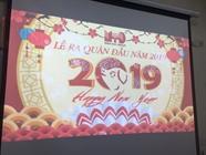 LỄ RA QUÂN ĐẦU NĂM 2019