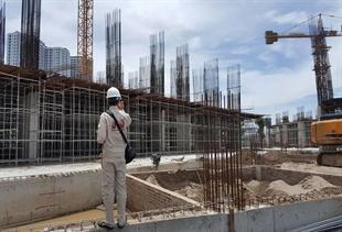 Tòa nhà chung cư cao tầng HH6, KĐT Nam An Khánh, Hà Nội