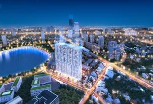 Dự án: Cải tạo, xây dựng lại nhà B6 - Giảng Võ