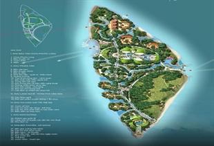 Duyệt đồ án quy hoạch chi tiết tỷ lệ 1/500 Khu du lịch sinh thái kết hợp nghỉ dưỡng, cù lao Bà Sang, phường Long Bình, quận 9